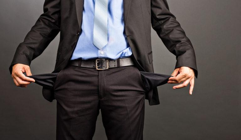 Sök hjälp i tid –och undvik konkurs