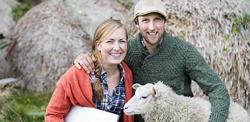 Kulla Lamm vinnare av fint landsbygdspris