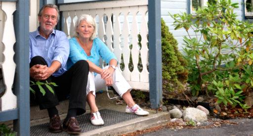 De uppfyllde drömmen om pensionatet