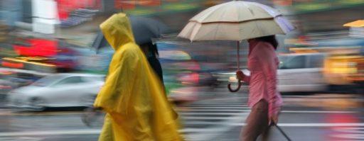 Sommarförsäljningen regnade bort