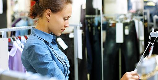 Tuffa tider för modebranschen