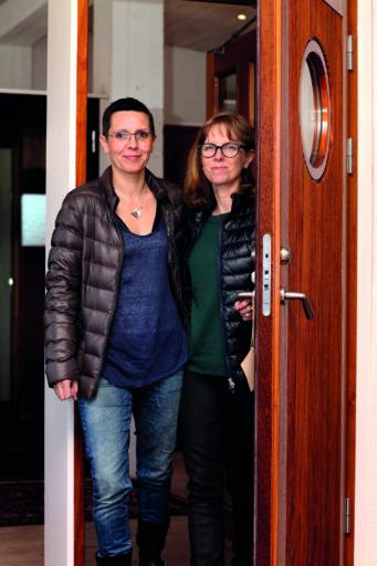 Deras dörrar gör succé i Norge