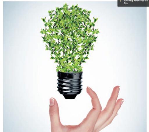 12 sätt att jobba miljösmart