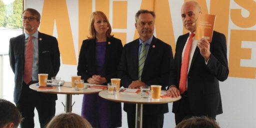Alliansens fem vallöften för småföretag