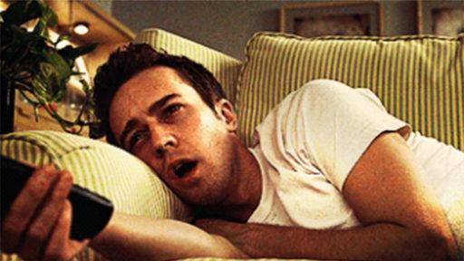 19 tecken på att du fått alldeles för lite sömn inför jul