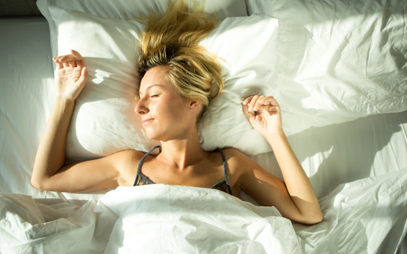 Sov dig till framgång med 7 enkla rutiner