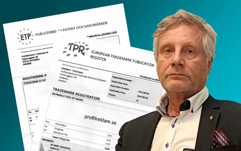 <![CDATA[Hans Folkesson gick inte på bluffen från ETP och TPR.]]>