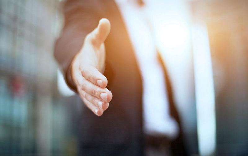 <![CDATA[Dags att välkomna någon in i ditt företag? FOTO: ISTOCK]]>