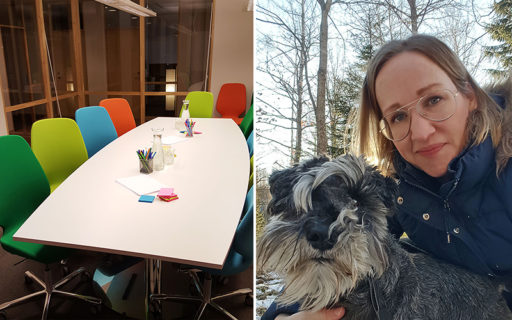 Min dag i bilder – med Kraft & Balans vd Malin Emilsson
