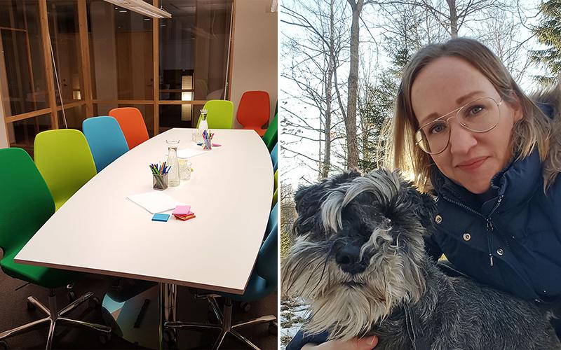 <![CDATA[Malin Emilsson är vd, utvecklingskonsult och certifierad ICF-coach på Kraft & Balans.]]>