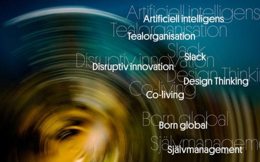 Det här snackas det om just nu: Born global & slack