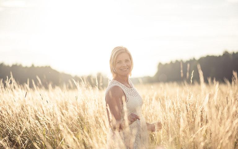 Hon gick från att vara ekonomichef till fotograf och silversmed