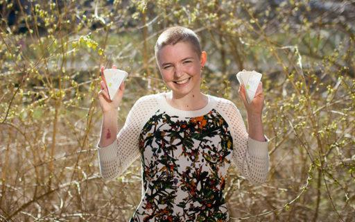 Hon driver Sveriges första helveganska och ekologiska mejeri
