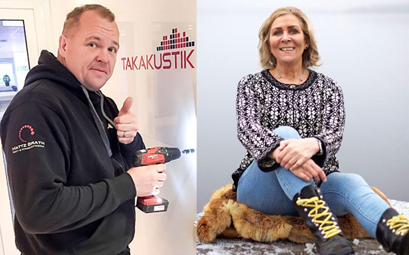 <![CDATA[Möt Mattz och Karina – de motvilliga företagarna som hittat lösningen genom att starta eget.]]>