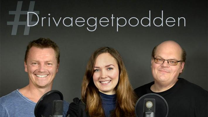 <![CDATA[Driva Eget-podden – i samarbete med Björn Lundén Information.]]>