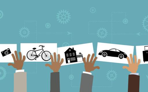 Det här vill vi i Sverige dela på – inte bara bilar