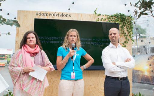 Almedalen: Nystartsutbildning ska hjälpa företagen rekrytera