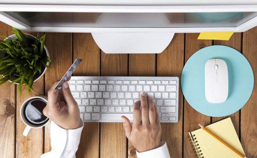Småföretag missar affärerna på webben