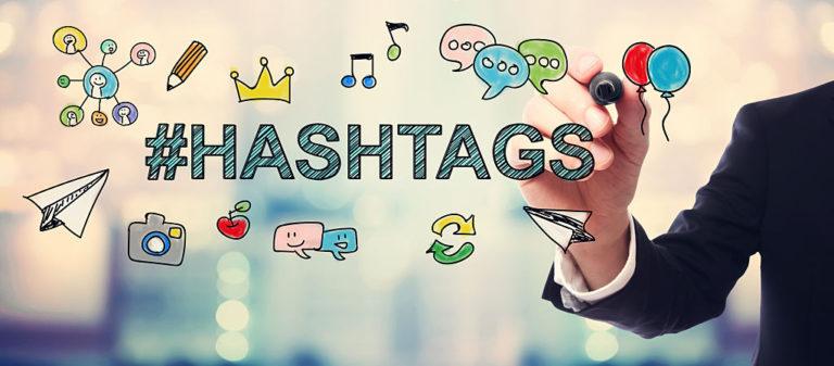 Här är bästa hashtaggarna för din bransch