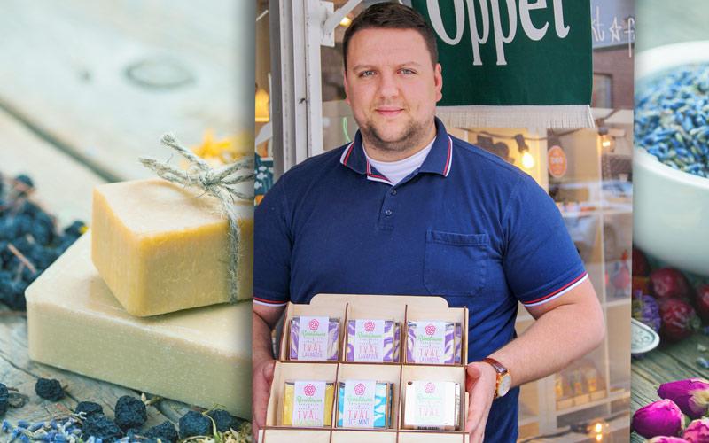 <![CDATA[Ivan Petrovic har förverkligat sin dröm om ett eget företag.]]>
