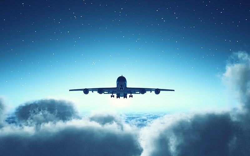 Lättare anställa efter ny flygskatt?