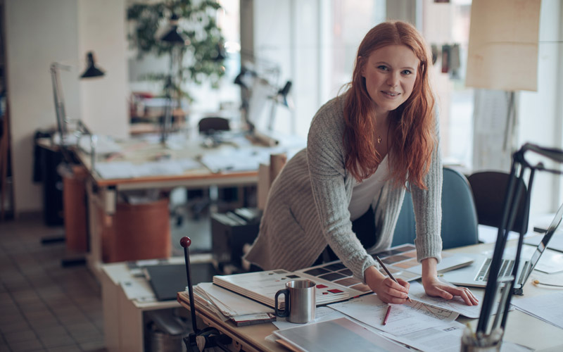 Allt fler kvinnor startar företag. Fotot: Getty Images