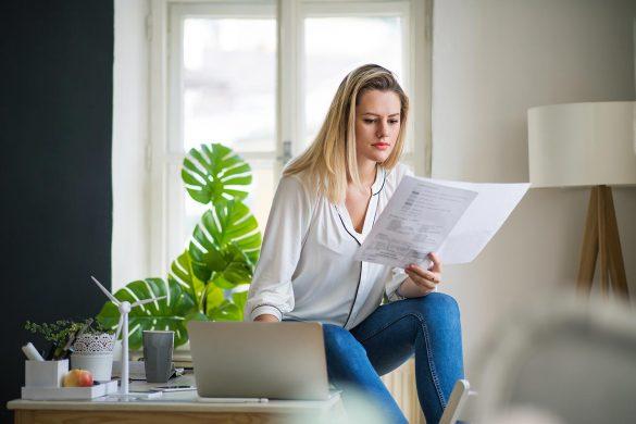Har du hemmakontor? Här är 8 avdrag du med enskild firma kan göra.