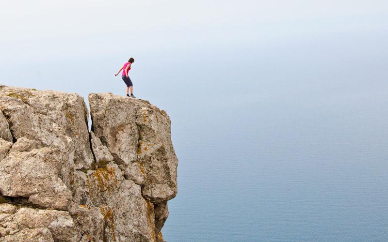 <![CDATA[Vilken risk är du beredd att ta när vi bildar bolag? Foto: Getty Images]]>