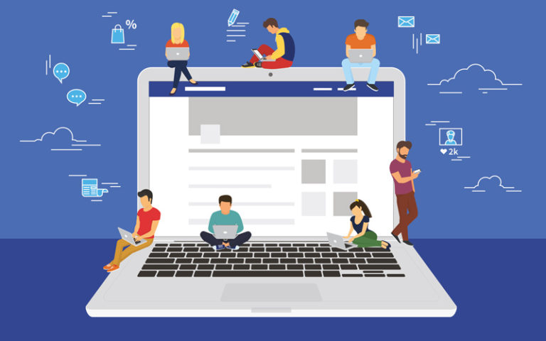 Tre heta trender på Facebook