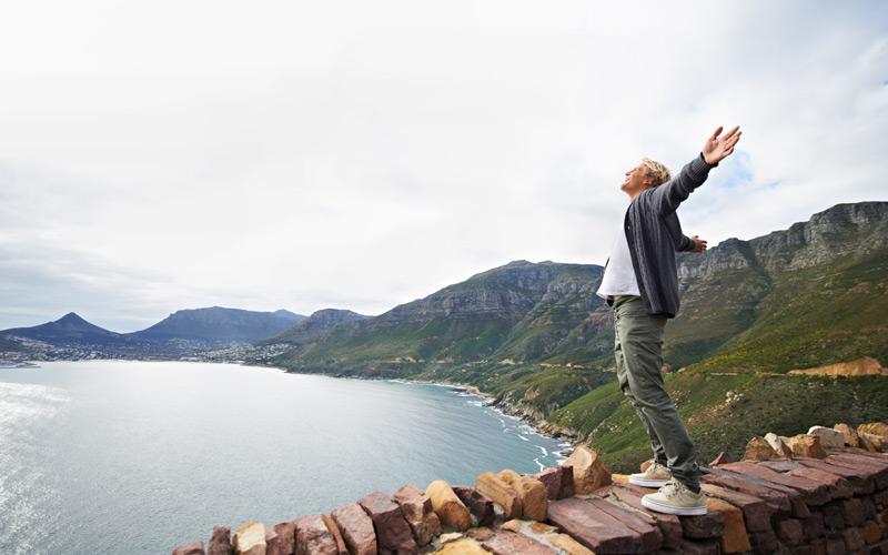 <![CDATA[Vill du bli frisk och framgångsrik? Skaffa dig rätt egenskaper. Foto: Getty Images]]>