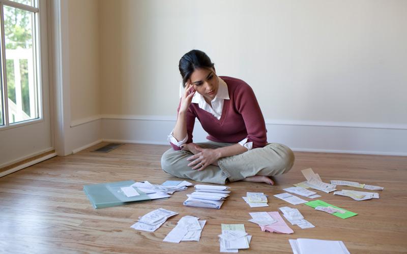 <![CDATA[Vad händer om en skuld går till Kronofogden? Foto: Getty Images]]>