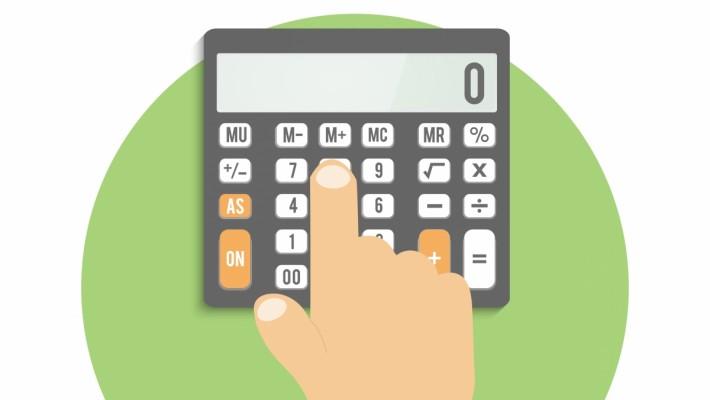 räkna skatt på lön