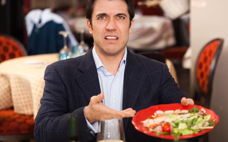<![CDATA[Vad gör jag om kunden inte vill betala. Foto: Getty Images]]>