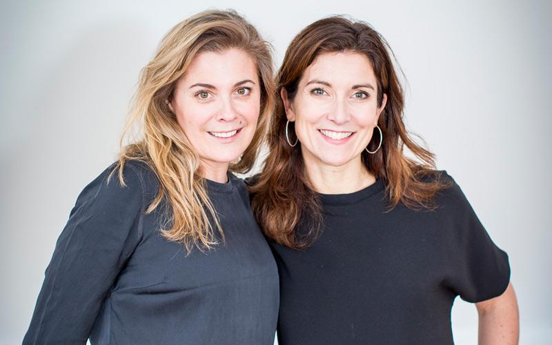 <![CDATA[Charlotta Wågert och Katarina Bergegård startade Loppi.]]>