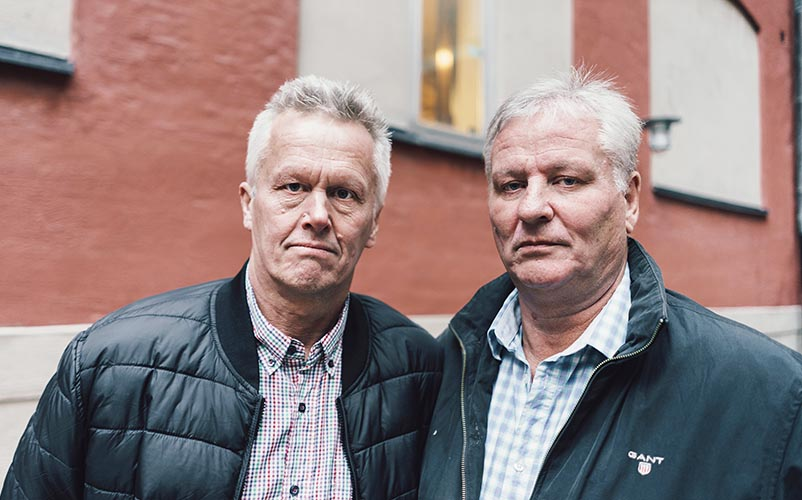 <![CDATA[Per Westermark och Tomas Wiklöf vann mot Skatteverket.]]>