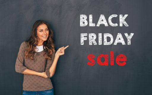 Maximera din försäljning under Black Friday