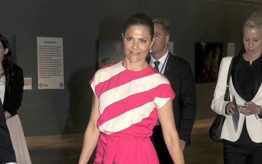 Helt rätt med Silvias gamla klänning