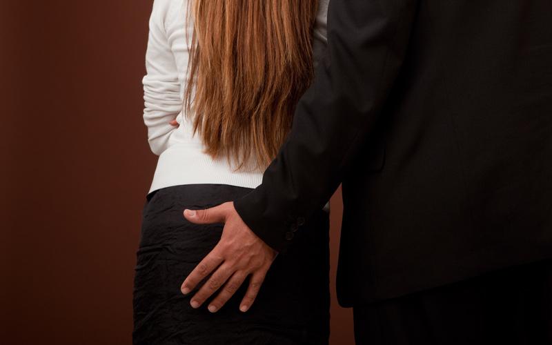 <![CDATA[Som företagare kan det vara svårt att sätta stopp för trakasserier. Foto: Getty Images]]>