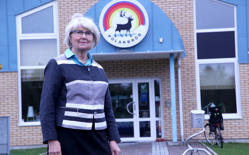 <![CDATA[Margareta Jonson är en dolds bakom miljardföretaget Polarbröd.]]>
