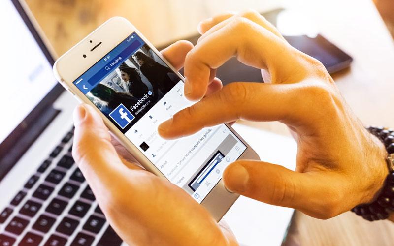 Facebook stramar upp flödet för företagare. Foto: Getty Images