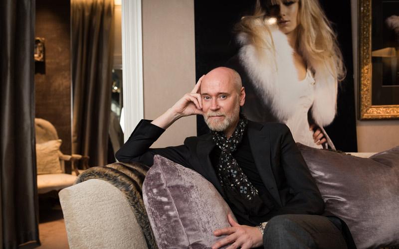 Lars Wallin är en favorit bland de modemedvetna. Foto: Hans Alm