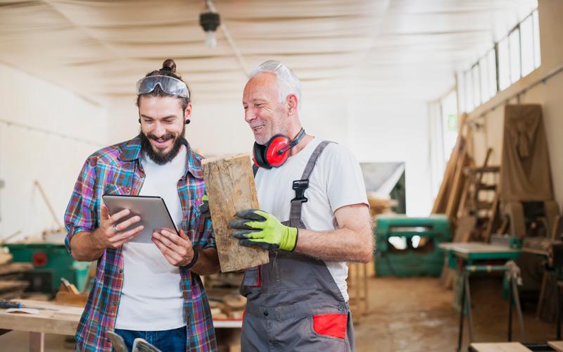 Sök pengar för att utveckla ditt företag. Foto: Getty Images