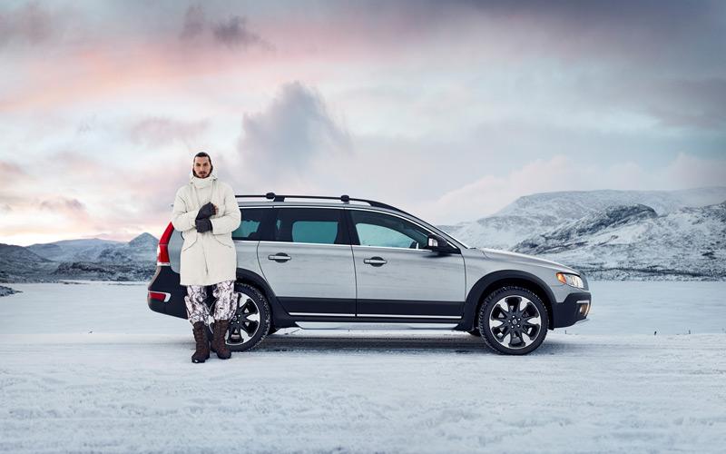 Zlatan reklamen fick försäljningen av Volvo att öka. Foto: Volvo