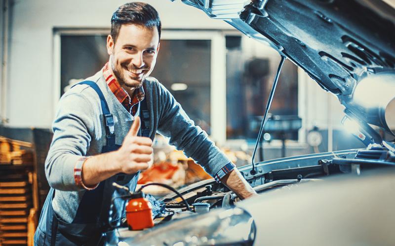 Under 2018 kommer Skatteverket fokusera på bland annat fordonsbranschen. Foto: Getty Images