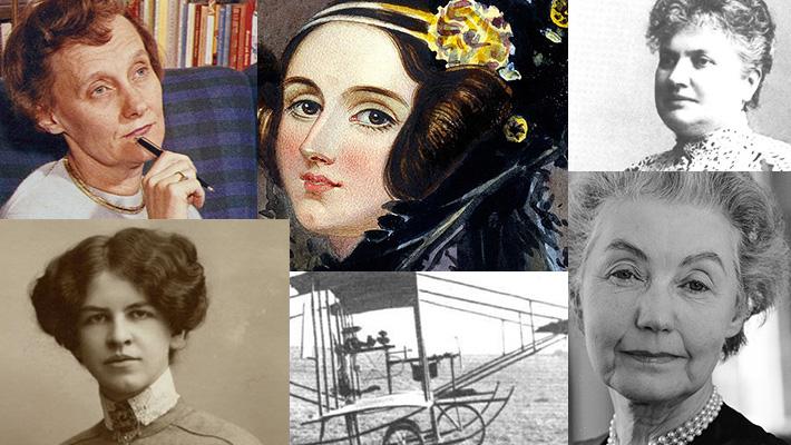 kvinnliga uppfinnare genom tiderna