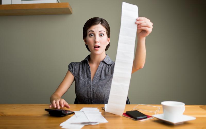 Kan man skriva kvitto för hand?