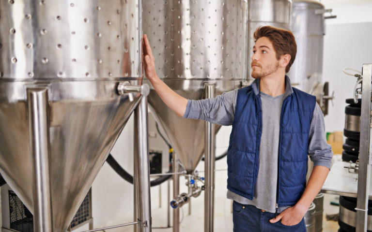 Öl, vin och sprit en gyllene affär –men inte för alla