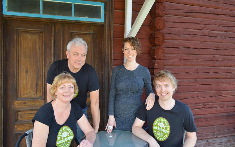 Mora Bryggeri är ett växande familjeföretag.