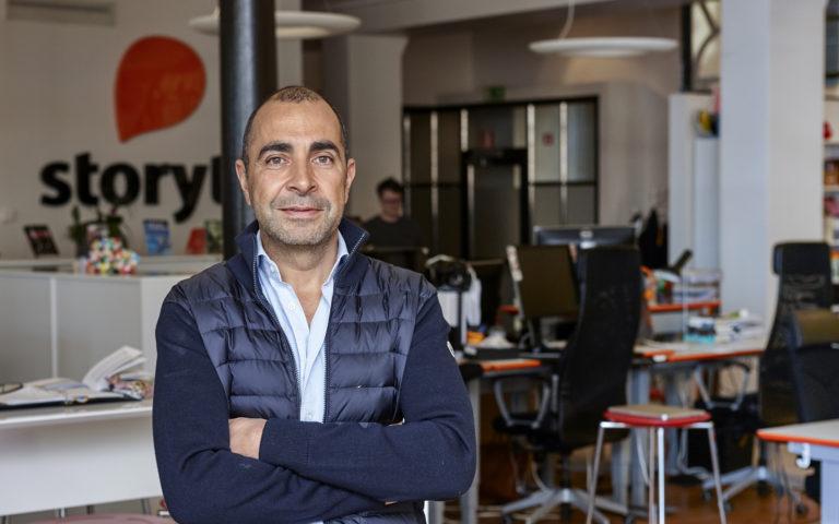 Storytel tar upp kampen med Amazon