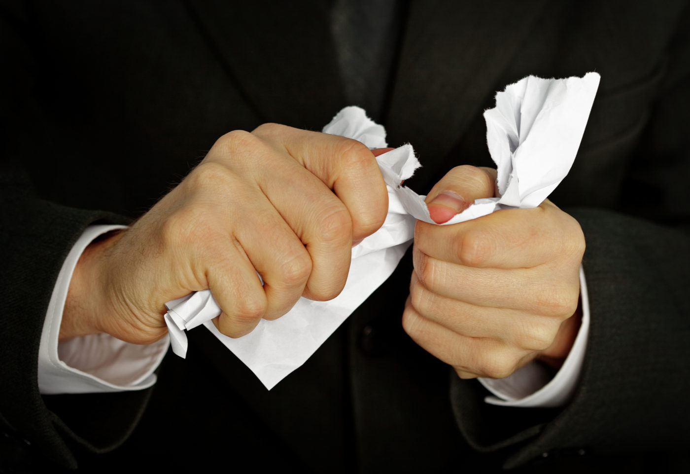 Riksrevisionen fick tummen ner av regeringen. FOTO GETTY IMAGES
